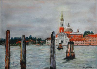 18 Venise le long du canal