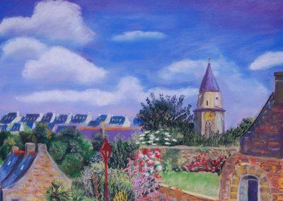 Halte à Saint-Suliac