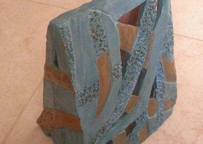 sculpture Bretagne Isabelle Hermes Saint-Malo