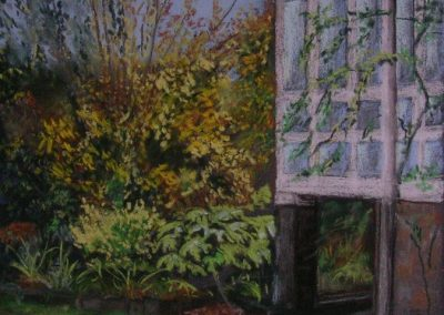 Entre cour et jardin