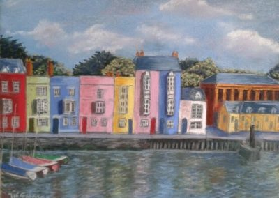 England : trinity road à Weymouth