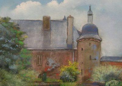 94i-2017 Pleine Fougères une vie de château