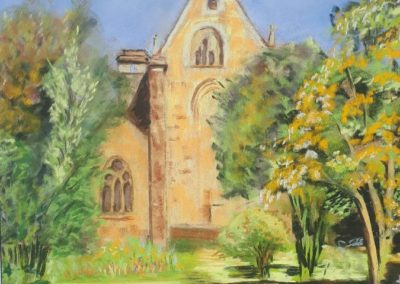 141i - L'abbaye de LEHON