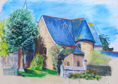 143i - l'église de Saint-Médard