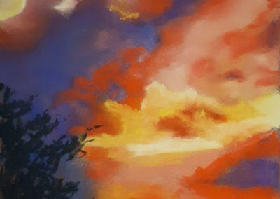 161i-2019 coucher de soleil