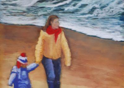 168i-2019 premiers pas sur la plage