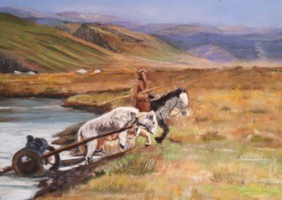 151i-2019 itinérance en Mongolie acte 1